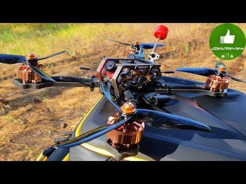 Фото ✔ Сборка FPV Квадрокоптера - Diatone GT-M200 Asgard32 Drone 274$