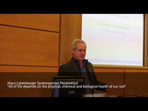 2. Klaus Laitenberger People4Soil Spokesman