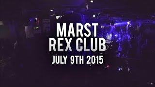 Video MARST @ REX CLUB, PARIS - JULY 9th 2015 download MP3, 3GP, MP4, WEBM, AVI, FLV April 2018