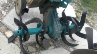 Мотокультиватор ''КРІТ'' налаштування, ремонт.
