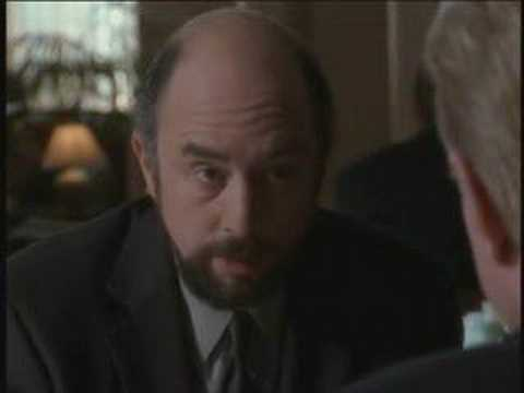 TOBY ZIEGLER WILL OWN YOUR ASS
