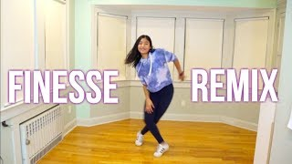 """FINESSE"" (REMIX)- Bruno Mars ft. Cardi B (Matt Steffanina) 