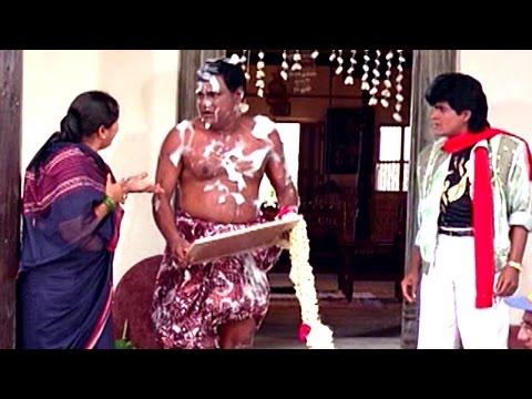 Subhalagnam Movie    Part 03/12    Jagapati Babu, Aamani, Roja
