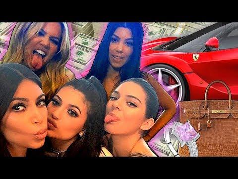 15 Cosas en las que Kardashian-Jenners Gastan Mucho Dinero