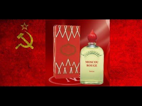 Krasnaya Moskva/Red Moscow Perfume Parfum Cologne Novaya Zarya-Nouvelle Etoile In UK