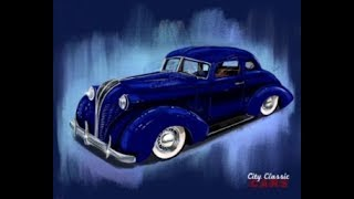 Sessions 37 Hudson Build Vision Captured by City Classic Cars Hot Rod & Restoration Shop