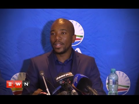 Maimane: DA will not enter into any coalition for the sake of power