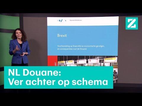 Brexit: Chaos dreigt bij NL douane - RTL Z NIEUWS