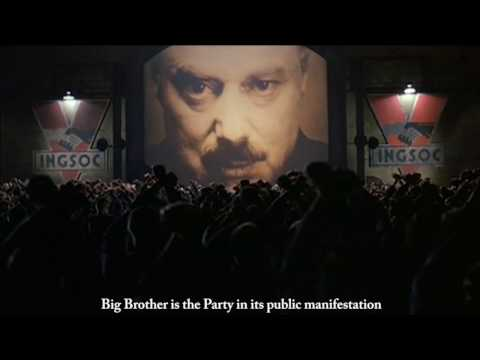 1984 Story and Analysis in 9 min with Subtitle