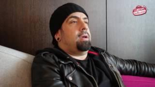 Rob Caggiano (Volbeat) - Interview by La Grosse Radio