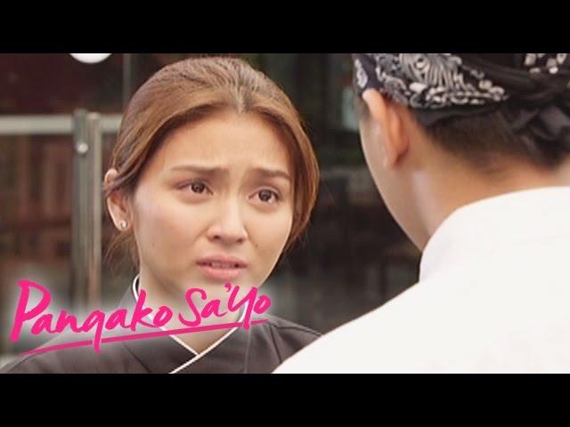Pangako Sa'Yo: Yna explains to Angelo