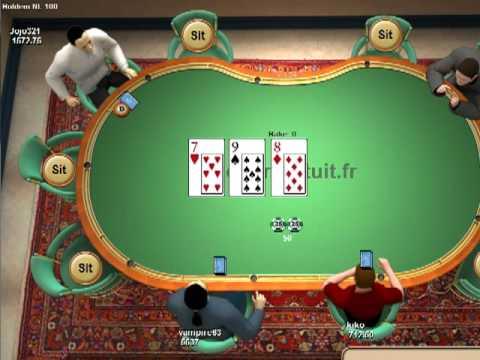 Jeux de poker online gratuit sans telechargement quelle est la signification des pokes sur facebook