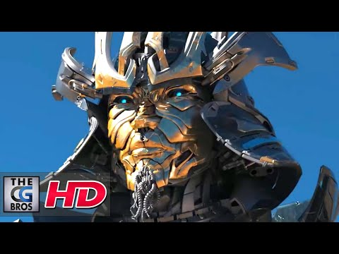 "CGI & VFX Making of: ""Optimus Prime vs. Megatron"" - by Insided3D | TheCGBros"