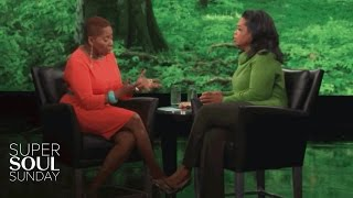 Iyanla Vanzant on Making Peace with Oprah | SuperSoul Sunday | Oprah Winfrey Network