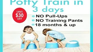 3 Day Potty Training - Discount Coupon