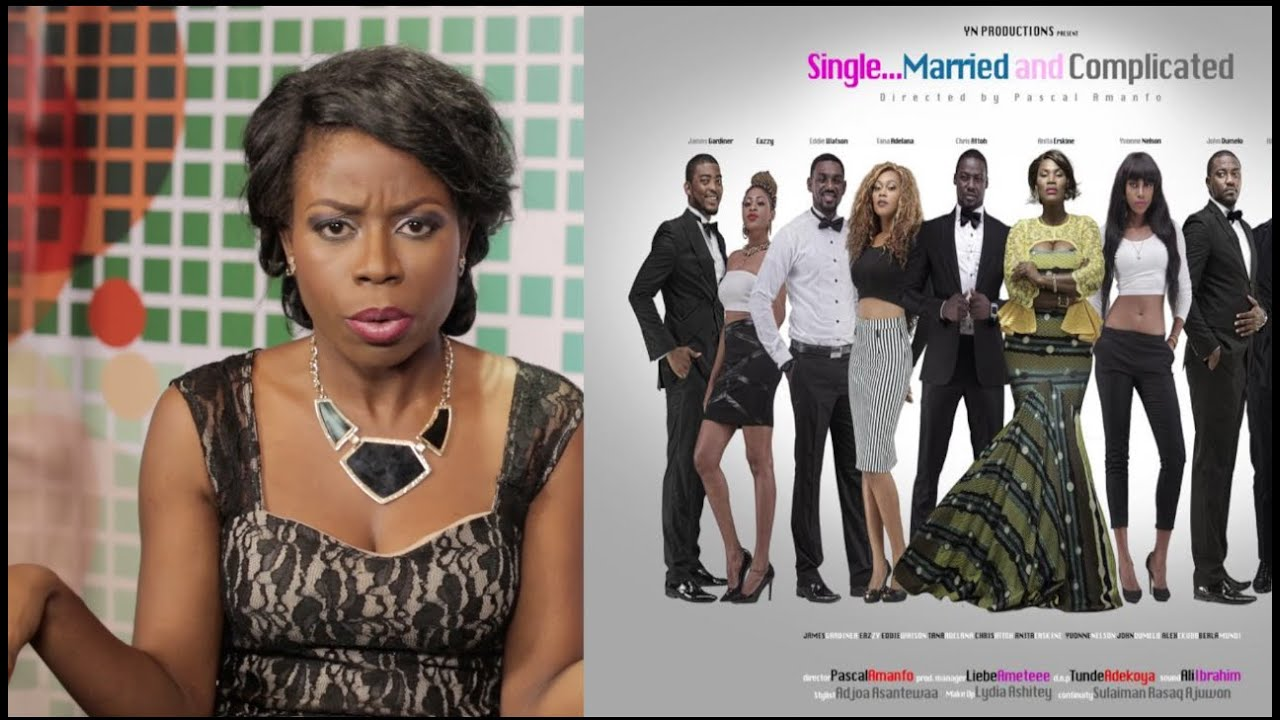 Download The Screening Room with Adenike: Episode 10 Part 1 Single Married & Complicated Ghana Movie Review