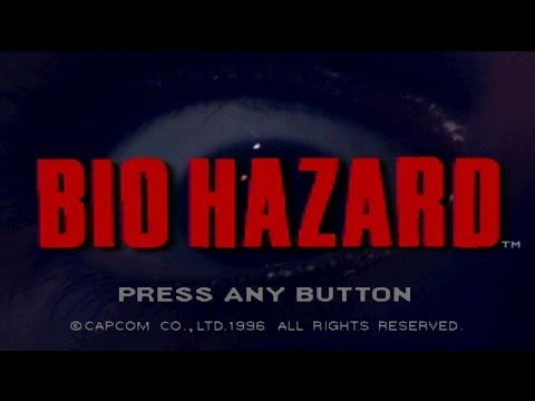 Resident Evil / Biohazard Title Voices (ultimate collection)
