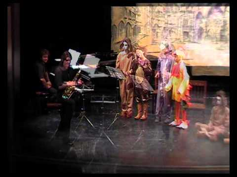Los músicos de Bremen visitan Alcañiz