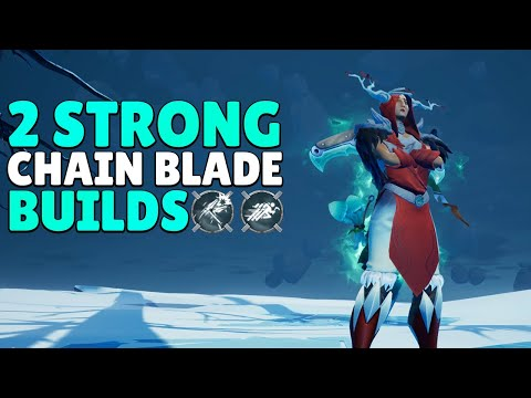 Strong Chain Blade Builds - DPS Chain Blade Gameplay - Dauntless