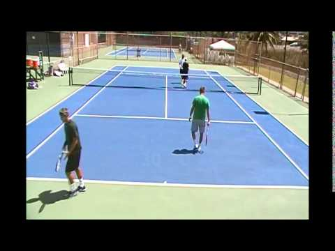 Hawaii Pacific Section Open Championships 2014: Berland/Renault vs. Brooklyn/Casanova FULL MATCH