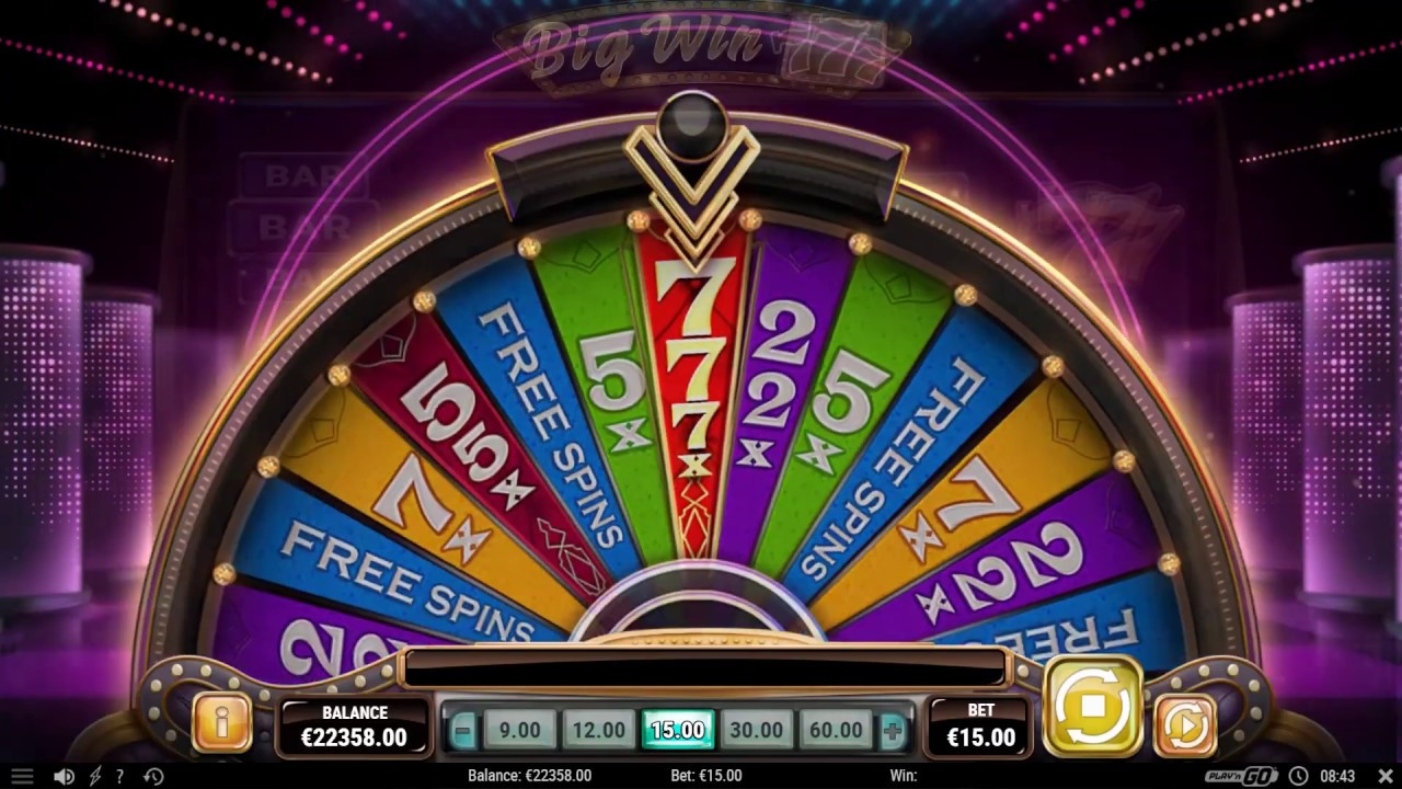 Spin and win free spins