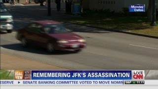 Photographer captures JFK Jr.'s Salute to Father