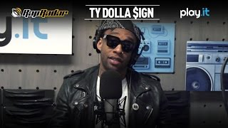 Ty Dolla $ign On Meeting Stevie Wonder