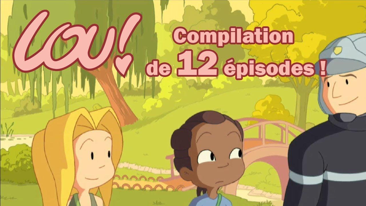 Download LOU! - Compilations de 2H30 (12 épisodes) !! HD [Officiel] Dessin animé