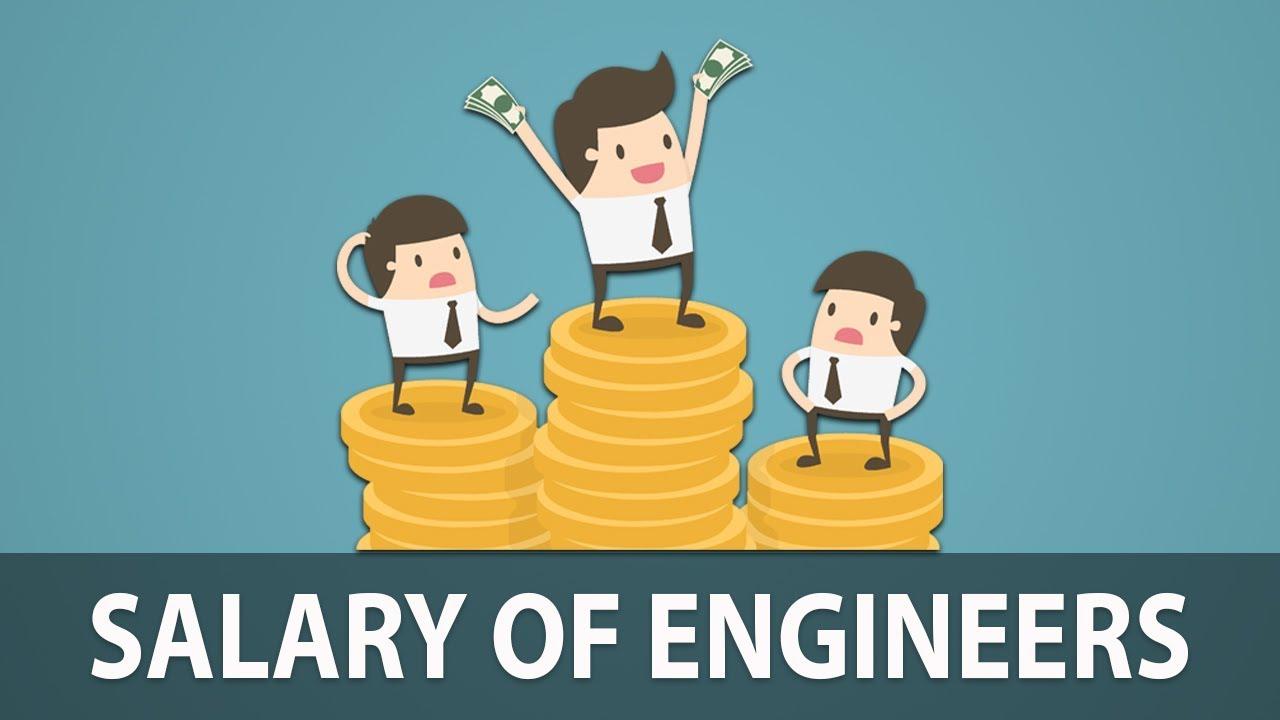 Engineering Salary Average Annual Salary Of Engineers Youtube