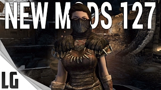 6 BRAND NEW Console Mods 127 - Skyrim Special Edition (XBOX/PS4/PC)