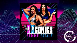 "WWE: ""Femme Fatale"" (The IIconics) Theme Song (w/Arena Effect)"