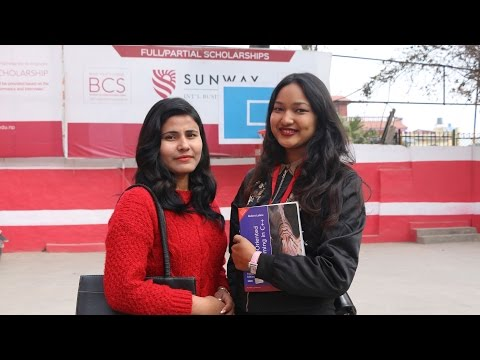 International Level Education at Sunway International Business School, Colleges Nepal