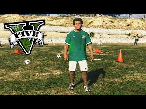 ** COMO CONSEGUIR LA PLAYERA DE MÉXICO ** MUNDIAL 2018 - GTA V Mods