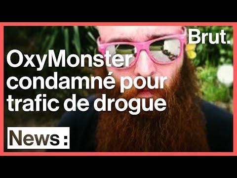 OxyMonster, le baron de la drogue breton, condamné à 20 ans de prison