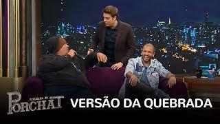 Projota faz Versão da Quebrada dos maiores hits brasileiros