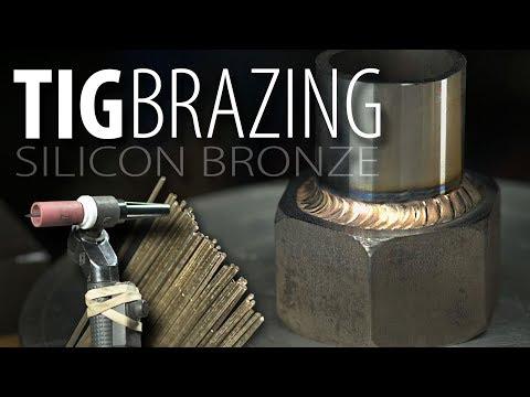Adventures in TIG Brazing