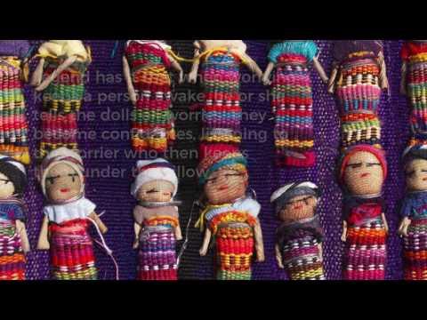 Mayan Worry Dolls