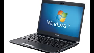 How to Unlock Toshiba Laptop Forgot Windows 7 Admin Password