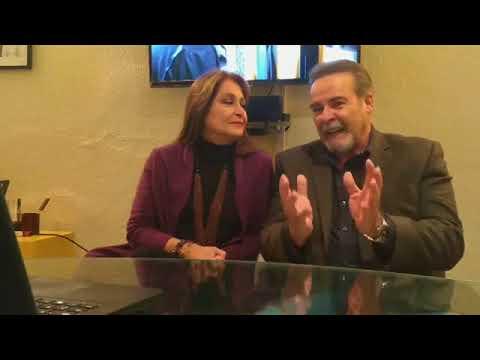 Fb Live Cesar Evora y Daniela Romo
