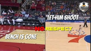 "NBA ""NO Respect"" Moments"