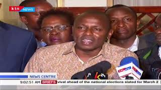 Tanga tanga MPs hold night meeting, belittle BBI  meetings to excitement forums