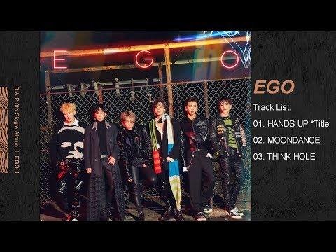 B.A.P – 8th Single Album `EGO` (FULL ALBUM)