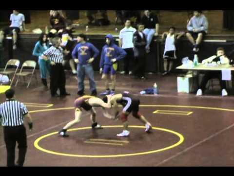 Xavier High School at NYC Catholic HS 2008 Wrestling Championship Second_Half