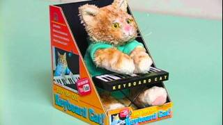Keyboard Cat - The Toy!