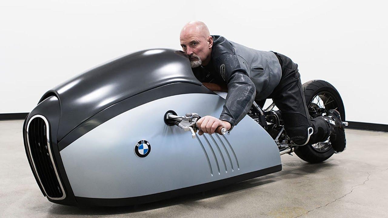 5 INSANE FUTURISTIC MOTORCYCLES - YouTube