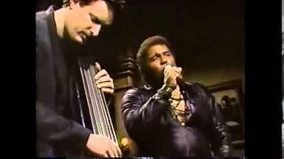 Aaron Neville & Rob Wasserman - Stardust (Live 1988)