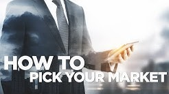 How To Pick Your Real Estate Market - Real Estate Investing Made Simple with Grant Cardone