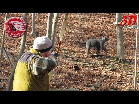 3D Archery - Cos Cob Winter Shoot