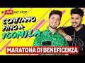 CONTIAMO FINO A 100 MILA | Maratona di Beneficienza - LIVE NO STOP 🔴