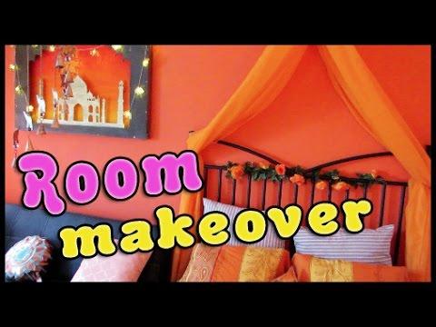 Room makeover Orient / schöner wohnen